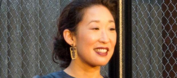 Sandra Oh spielt Dr. Christina Yang