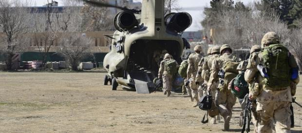 Trupele NATO un ghimpe în coasta românilor