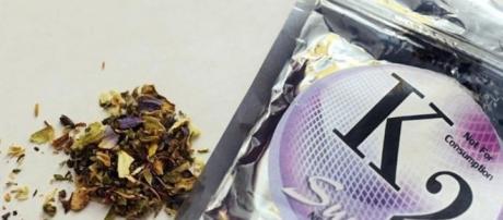 Un paquete de K2 (también llamada Spice)