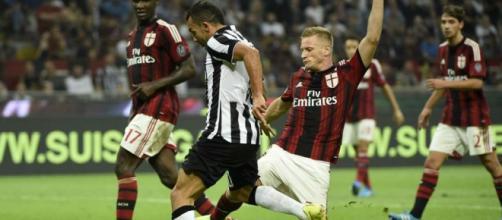 Juve-Milan, la sfida parte sul mercato.