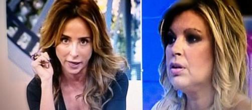 María Patiño versus Terelu Campos