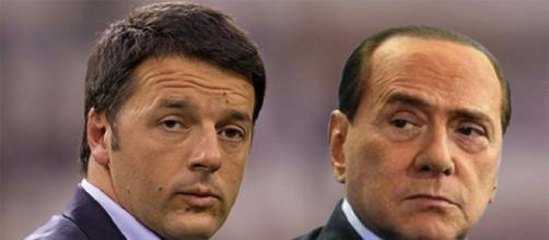 Scandalo Mafia Capitale, Renzi e Berlusconi