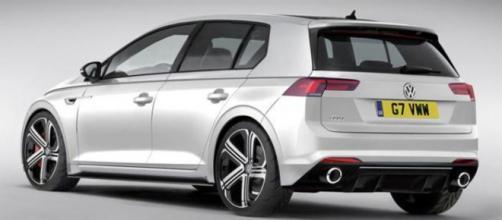 Volkswagen Golf VIII. Uscirà nel 2019.