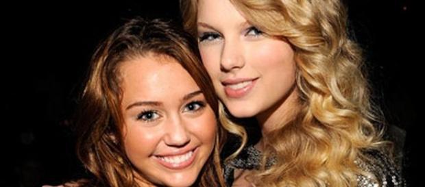As duas cantora já foram boas amigas.
