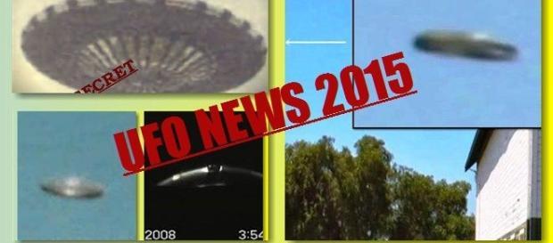 Avvistamenti UFO 2015: ultime news