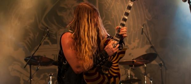 Black Label Society no Vagos Open Air 2015