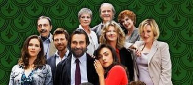 Cartel español de 'Mi familia italiana'