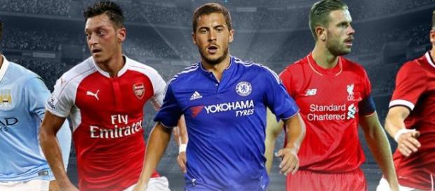 New Premier League season 2015/16.