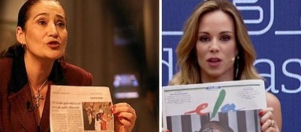 Sônia Abrão diz que 'É de Casa' é copia