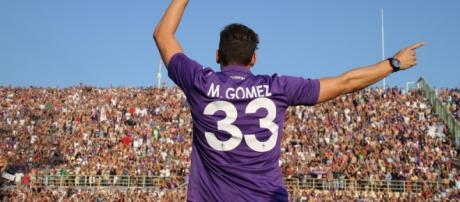 Mario Gomez, attaccante del Besiktas