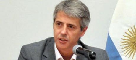 Pablo Scocca actual ministro de economía de Chubut