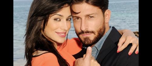 Alessia Messina e Amedeo Andreozzi insieme