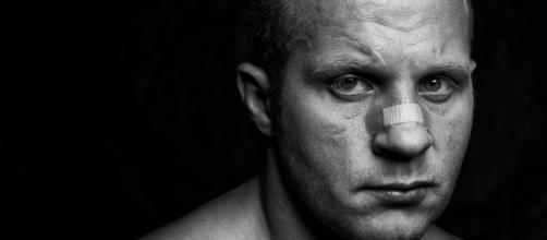 Emelianenko is currently in training.