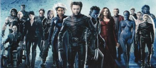 Todos los protagonistas de X-Men