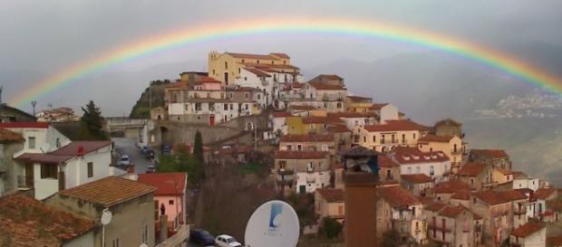Comuna de Sellia en Catanzaro, Calabria