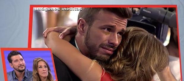 Cristian muy triste en la Final de Manu