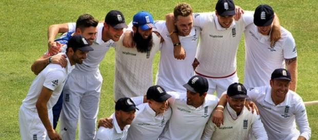 England regained the Ashes at Trent Bridge
