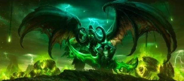 Illidan kehrt mit der Brennenden Legion zurück