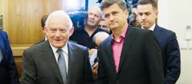Leszek Mille i Janusz Palikot, porozumienie