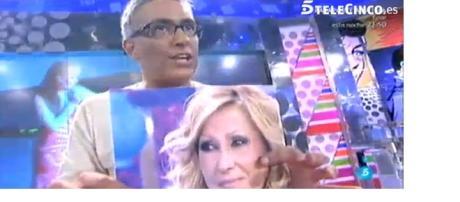 Kiko Hernández arremete contra Rosa Benito