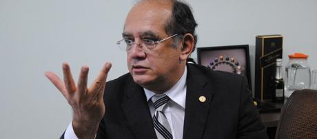 Ministro Gilmar Mendes foto Isa Sousa