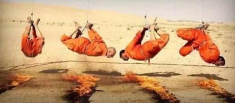 Os quatro reféns eram combatentes iraquianos