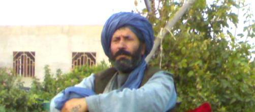 Fotografía de Mullah Mohammad Omar