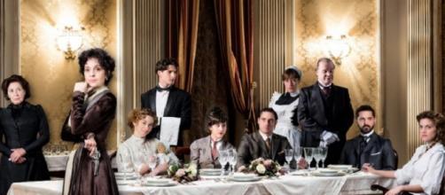 Grand Hotel replica prima puntata