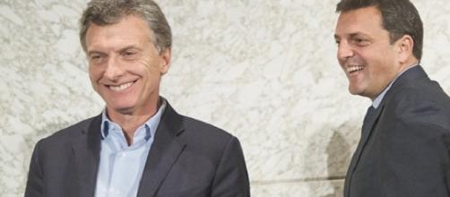Macri y Massa, dos candidatos para el mismo fin