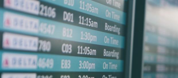 Display in un aeroporto (si ringrazia pixabay.com)