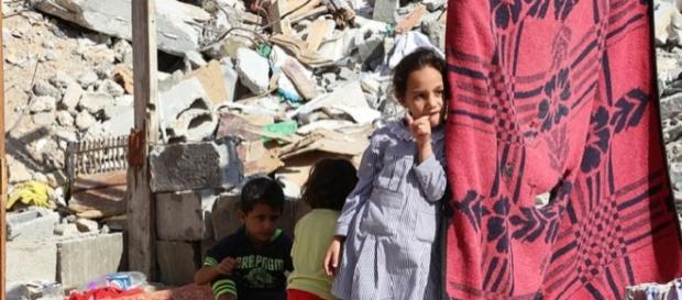 Gaza sigue destruída por la guerra