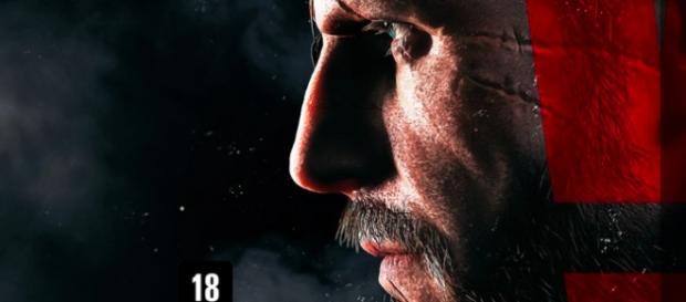 Jogo Metal Gear Solid V: The Phantom Pain Xbox One