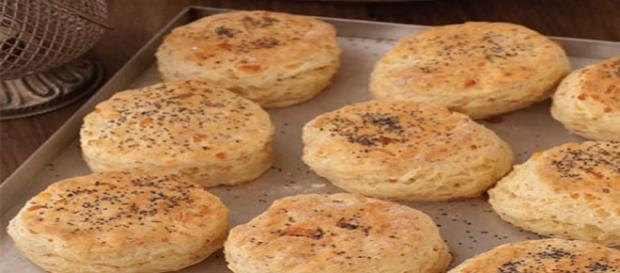 La blonda cocinera admite ser una fanática del pan