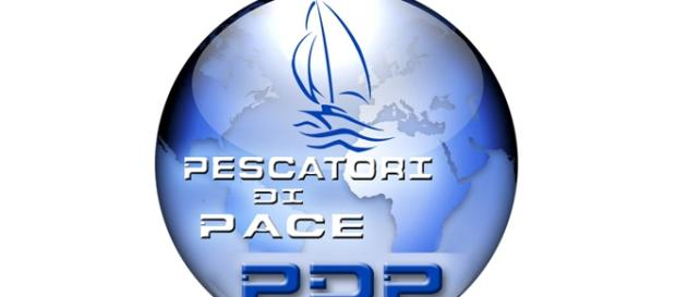 Logo del movimento Pescatori di Pace