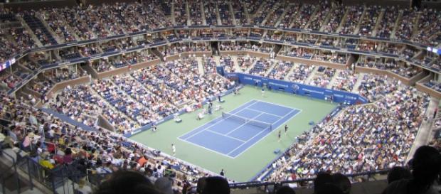 O último Grand Slam do ano começou.