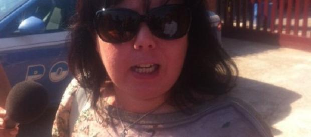 Rosita Solano, figlia dei coniugi catanesi uccisi.