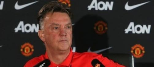 Louis van Gaal, the man in question