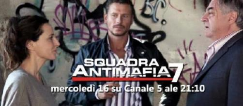 Squadra Antimafia 7 puntata 16/09