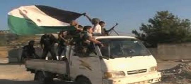 5 anni di guerra civile siriana