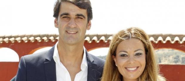 Jesulín y María José Campanario