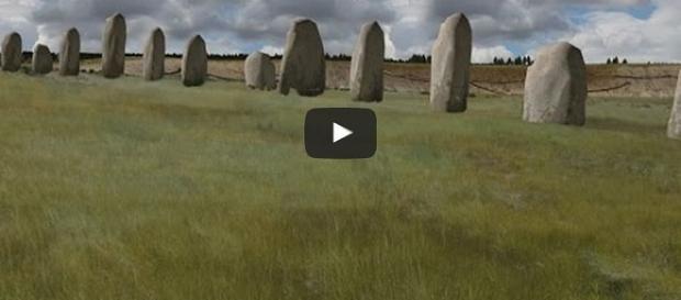 La 'nuova' Stonehenge(ODN/YouTube)
