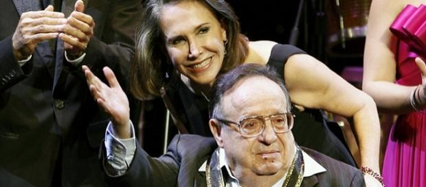 Roberto Gomez Bolanos tinha Parkinson