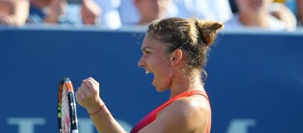 Simona Halep, victorie la U.S Open. Foto: Reuters