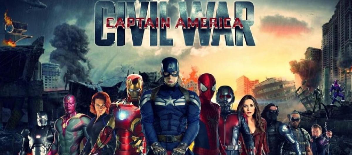 Capitán América: Civil War. Marvel reanuda el rodaje de la película