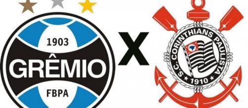 Corinthians enfrenta Grêmio na Arena Corinthians