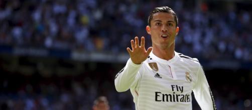 Cristiano Ronaldo y sus 5 goles al Español