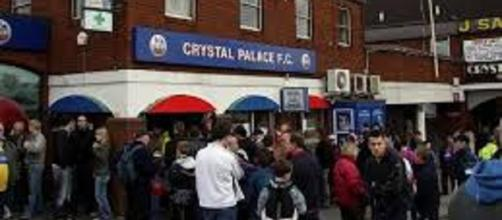 Crystal Palace-Manchester City