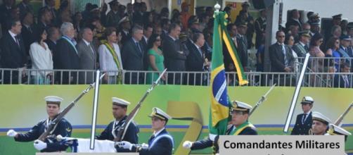 Dilma inicia mais uma crise: Com as forças Armadas