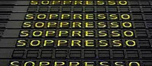 Disagi per lo sciopero dei treni