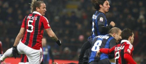 Il derby Inter-Milan in programma domenica